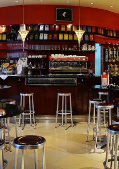 Der perfekte Start in den Tag: Ein Kaffee in Meinls Cafebar!