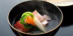 soup--Japanese suimono