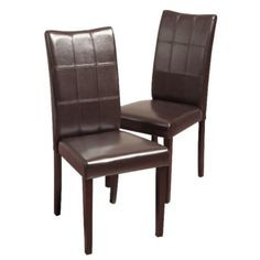 $229Eveleen Dining Chair - Brown (Set of 2)