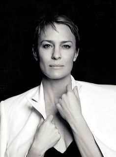 Robin Wright by David Roemer