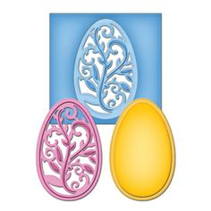 Filigree Egg