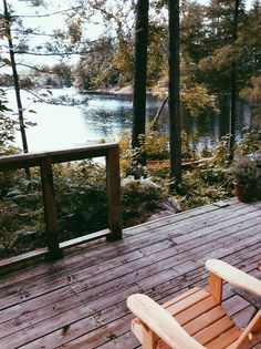 Ron and I could cuddle up on that porch every evening and just watch absolutely nothing but the wildlife and be perfectly happy