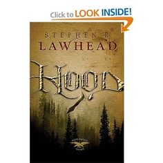 Hood is the first book of Stephen Lawhead's Raven King trilogy, a retelling of the Robin Hood legends. Nobody retells a well-known myth like Lawhead, whether it's his reworking of Arthurian legend in the Pendragon Cycle, his nod to Celtic myth in the Song of Albion, or this series.