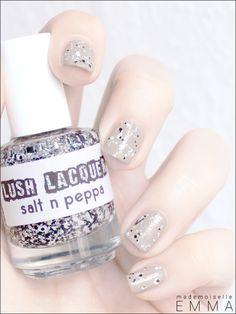 Lush Lacquer - Salt n' Peppa