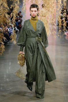 Ulla Johnson Fall 2018 Ready-to-Wear Fashion Show Collection