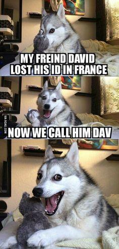 Poor Dav!