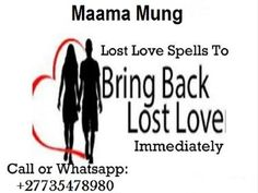 Save your marriage from divorce with marriage binding spells you want him to marry you? Maama Mung's powerful marriage spells using hair is the most appropriate spell to make him marry you.