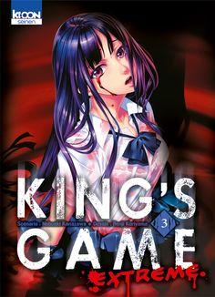 King's game, Extreme - 3 - Nobuaki Kanazawa, Renji Kuriyama