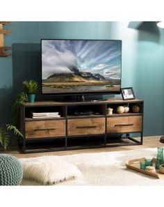 22 Meilleures Images Du Tableau Meuble Tv Industriel