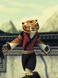 Tigress Kung Fu Panda, Po Kung Fu Panda, Dreamworks Animation, Disney And Dreamworks, Role Player, Dragon Warrior, Cute Funny Dogs, Avengers Wallpaper, Cute Cartoon Wallpapers