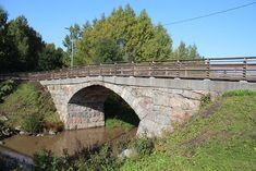 Vantaan vanhat sillat: Hakkilan kiviholvisilta | Tony Hagerlund