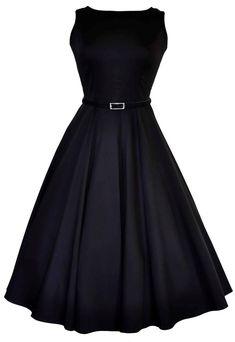 ba5f1d92b124 Add The Black Hepburn Dress The (add jacket) stunning