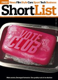 Latest ShortList front cover