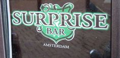 CLUBS IN AMSTERDAM –Surprise Bar. Hg2Amsterdam.com.