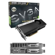 GeForce GTX680 SC 2GB GDRR5 (02G-P4-2683-KR) - by EVGA. $667.36. EVGA GTX680 SC Signature 2GB GDDR5 SPECS: Base Clock: 1084 MHz, Boost Clock: 1150MHz, Memory Clock: 6208 MHz Effective, CUDA Cores: 1536, Bus Type: PCI-E 3.0, Memory Detail: 2GB GDDR5, Memory Bit Width: 256 Bit, Memory Speed: 0.33ns, Memory Bandwidth: 198.66 GB/s, Texture Fill Rate: 138.8 GT/s. Features: NVIDIA SMX Engine, NVIDIA GPU Boost, NVIDIA Adaptive Vertical Sync, NVIDIA Surround, Support for four con...