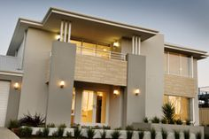 The Lexington by In-Vogue - Cobaki Place, Lakelands WA #Perth #Displayhomes #TwoStoreyHomes