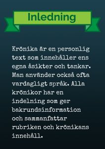 Krönika inledning Teaching Genre, Teacher Hacks, Good To Know, Homework, Work Hard, Language, Study, English, Tools