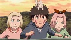 Naruto Episode 13 English Dub - Hakus Secret Jutsu ...