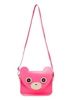 Childrens Bags Boys Bags Girls Bags   Bear Face Bag   Seed Heritage