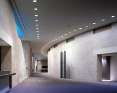 Wallwashing at British Museum, London. Architecture: Foster & Partners. Lighting design: Claude Engle, Chevy Chase, Maryland. Photo: Dennis ...