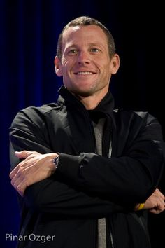 Lance Armstrong.  He rode a bike.  Can we move on?