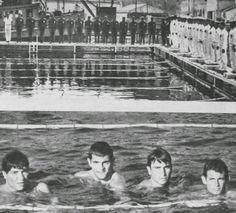 Heybeliada yüzme yarışları 1963