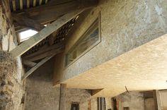 LA CABANE DANS LA GRANGE - ATELIER TRESAN ARCHITECTE - RENNES