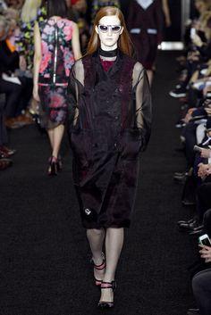 Erdem Fall 2013 Ready-to-Wear Fashion Show - Magdalena Jasek
