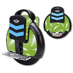 MightySkins Protective Vinyl Skin Decal for TGF3 Self Balancing one wheel electric unicycle scooter wrap cover sticker Sketch Palm *** Check out this great product.