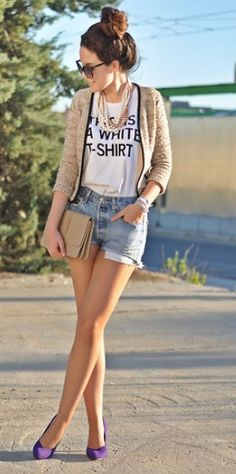 """I need this """"This is a white t-shirt"""" tee lol"""