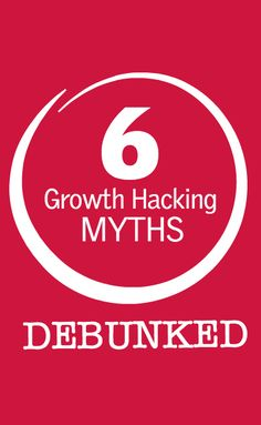 Defining A Growth Hacker: Debunking The 6 Most Common Myths About Growth Hacking – TechCrunch Viral Marketing, Content Marketing, Online Marketing, Digital Marketing, Carole, Common Myths, Growth Hacking, Earn More Money, Online Business