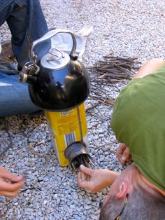 How to make a mini rocket stove « Milkwood: homesteading skills for city & country