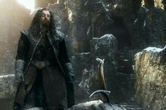Richard Armitage as Thorin Oakenshield in The Hobbit Trilogy Rr Tolkien, Tolkien Books, The Misty Mountains Cold, Desolation Of Smaug, An Unexpected Journey, Thorin Oakenshield, Thranduil, Dark Lord, Richard Armitage
