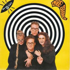 The B-52's - Love Shack...Every year at my elementary school, somebody did this song for the annual Lip Sync. One year I was in that act with my cousin and a few of her friends.