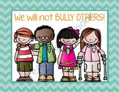 Freebie: Teachers Notebook Bully Prevention student booklet and worksheets Bullying Worksheets, Bullying Activities, Free Activities, Teaching Kids, Kids Learning, Cooperative Learning, Classroom Behavior Management, Behaviour Management, Classroom Freebies
