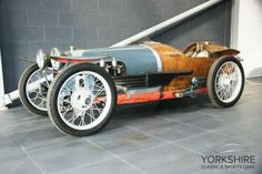 1924 Austin 7 Salamanda Special | Yorkshire Classic and Sports Cars ===> https://de.pinterest.com/vinnymastarovic/steamdiesel-punk/