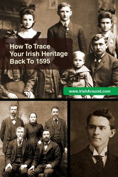 Want to know how you can trace your Irish heritage all the way back to 1595? Some of the rarest databases that hep you find your Irish heritage.