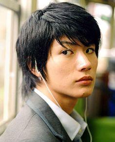 Haruma Miura a Japanese actor
