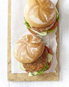 Butter Chicken Burgers recipe - Canadian Living