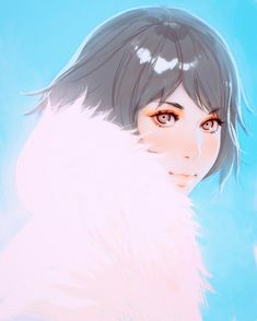 The name of the next era of Japan was announced today! ✨ It reads as Reiwa! How To Draw Fur, Kuvshinov Ilya, Coffee Drawing, Art Station, Cartoon Art, Art Pictures, Photos, Art Day, Art Inspo