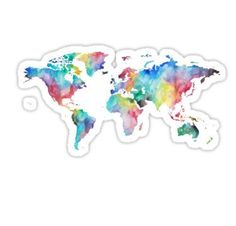 World map wallpapers full hd wallpaper search world traveler world stickers gumiabroncs Gallery