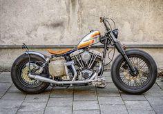いいね!28件、コメント1件 ― @bobber_66のInstagramアカウント: 「Ma-Bike #harley #softail #bike #bobber #bobber66 #springer #harleydavidson #bobbergaraje #evo…」