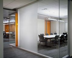 Office Max Corporate Headquarters by Cannon Design - nice conference room.