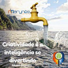 Criatividade e inteligência #nobrainnogain