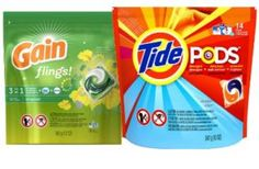 Tide Pods And Gain Fings Just $2.50 At Dollar General - http://www.couponoutlaws.com/tide-pods-and-gain-fings-just-2-50-at-dollar-general/