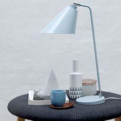 MOLLEGAARDEN - Bloomingville Table Lamp, Egg $138