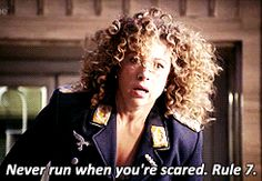 Doctor Who (gif)| i wish i had a list of the Doctor's rules.