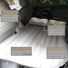 23 Best Inflatable Air Beds for Car, Truck Back Seat and SUV Cargo