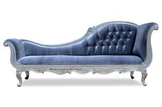 Fabulousity at its finest! Fabulous and Baroque would like to cordially invite you to drool over the amazing new Marguerite Chaise. The gentle curves flow effortlessly from the sloping back to the tapering, cabriole styled legs. The fluidity of the contours of the Marguerite Chaise are accentuated by the scintillating silver leaf finish and emphasized by the elegant grey velvet upholstery. #Fabulous&Baroque