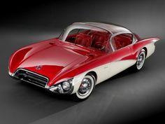 1956 Buick Centurion (Concept Car)